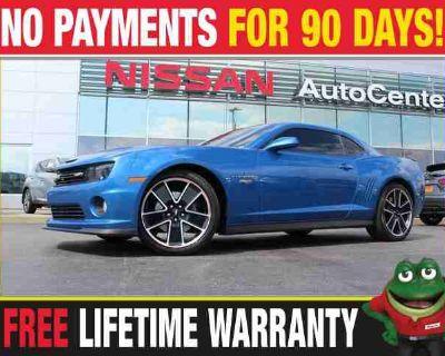 2013 Chevrolet Camaro SS 2SS - Hot Wheels Special Edition
