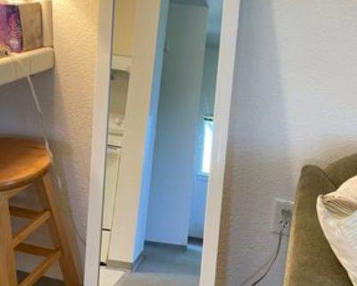 Full body Mirror White Frame