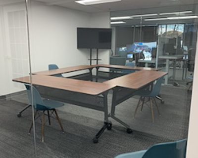 Private Meeting Room for 15 at WorkAway Solutions