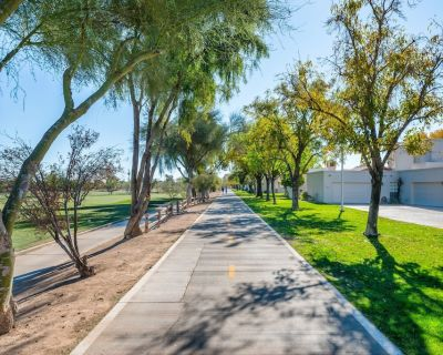 Golf Course Villa With Mountain Views Near Pool and Tennis Court NEW To Market - South Scottsdale