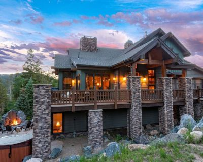 Dream Vacation Home   1 Mile To Resort!   Private Hot Tub & Fire Pit   Pet Friendly - Winter Park