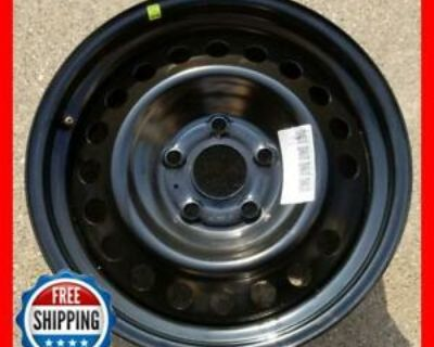 Missouri - Steel spare wheel