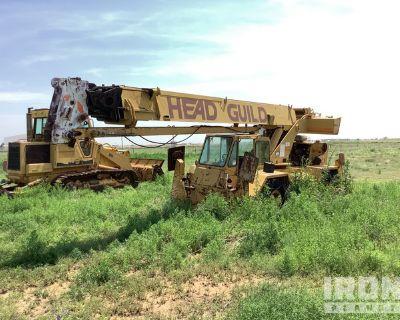 1983 (unverified) Grove RT58 36000 lb 4x4 Rough Terrain Crane