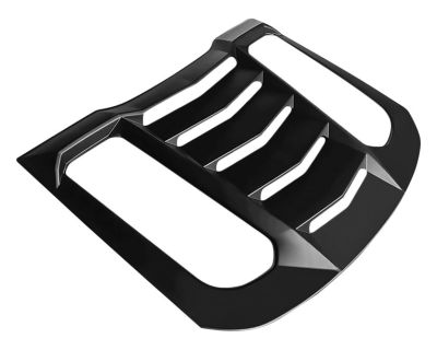 All-New UT Style Rear Window Louver by Vicrez at CARiD