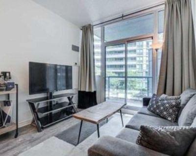 25 Lower Simcoe Street #305, Toronto, ON M5J 3A1 1 Bedroom Condo
