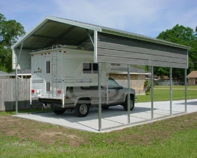 Buy Affordable Metal Carport Kits in North Carolina