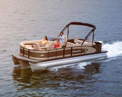 2021 Manitou 24 Encore Pro Angler PT Pontoon Boats Rapid City, SD
