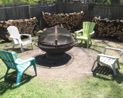 5 Lakes Huge Fire Pit Fenced Yard No Shared Spaces - Highland Lakes