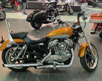 2014 Harley-Davidson Sportster SuperLow Sport Asheville, NC