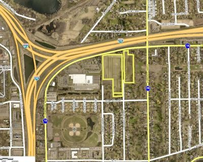 16+ Acres of Developable Land for Sale