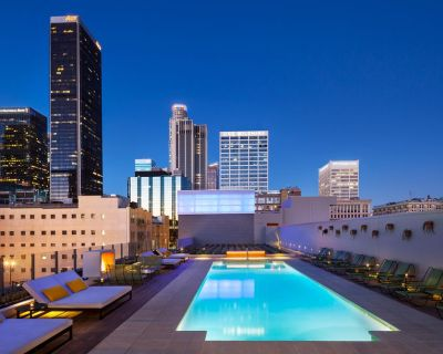 Big 2 Bedrooms beautiful apartment in DOWNTOWN LA - Financial District