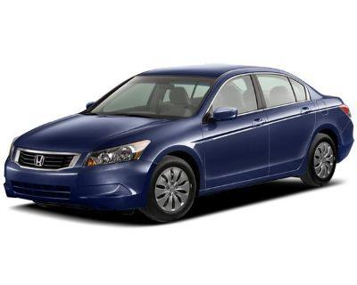 Pre-Owned 2009 Honda Accord LX
