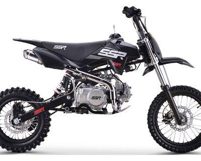 2021 SSR Motorsports SR125 Motorcycle Off Road North Mankato, MN