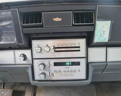 GM AC Delco Radio 1985-86 Chevy Caprice