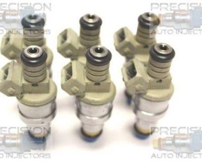 Set Of 6 Rebuilt 1990 - 1995 Mercury Sable 3.8l Fuel Injectors