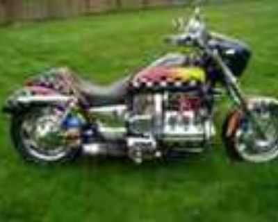 1998 Supercharged Honda Valkyrie With Many Parts