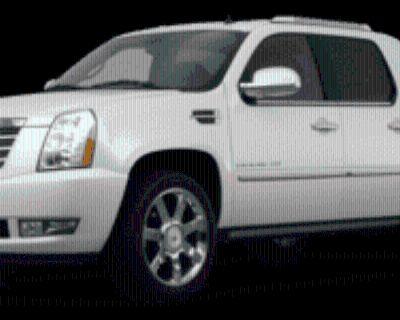 2011 Cadillac Escalade EXT Luxury