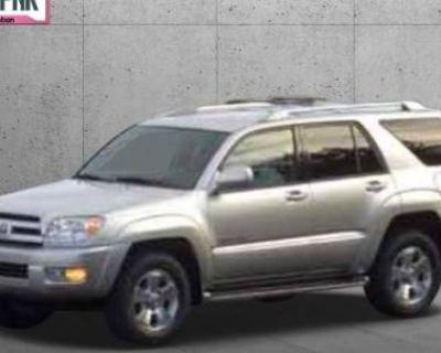 2003 Toyota 4Runner SR5