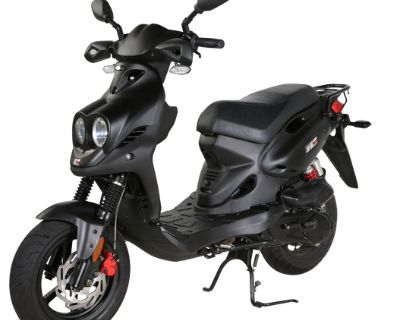 2022 Genuine Scooters Roughhouse 50 Sport Scooter Austin, MN