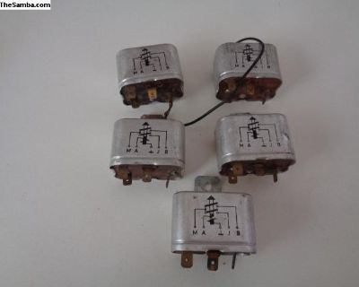 Type 3 12V 4 Pin Headlight Relays 311963 41A
