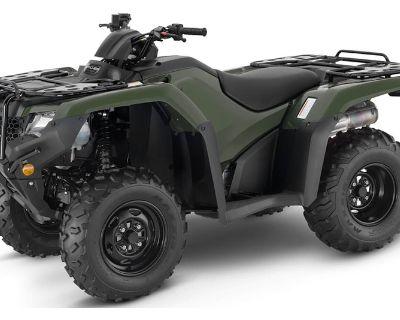 2022 Honda FourTrax Rancher ATV Utility Leland, MS