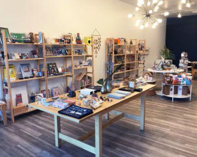 Hip Westside Retail Store/Craft Studio, Los Angeles, CA