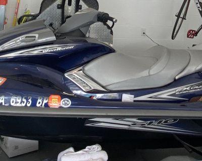 2010 Yamaha WAVERUNNER FX CRUISER SVHO