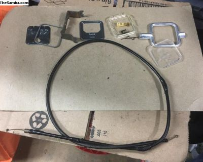Various fuel gauge parts