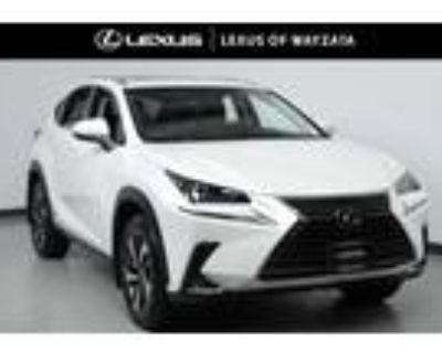 2019 Lexus NX 300h White, 22K miles
