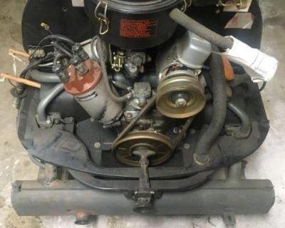 NOS 40 HP Industrial Engine Genuine VW German