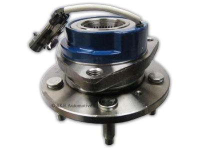 Chevy Aztek Rendezvous Venture Front Wheel Hub Bearing Abs Assembly Awd
