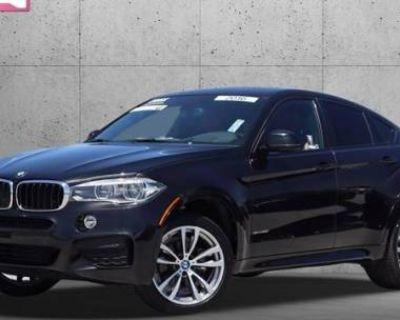 2016 BMW X6 35i