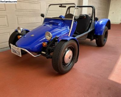 1970 B.F. Meyers Towdster Dune Buggy