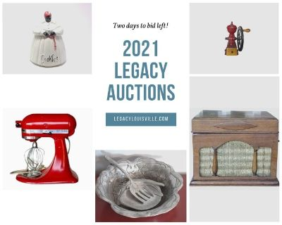 2 Day Legacy Louisville Auction
