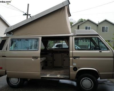 1985 VW Vanagon Westfalia Full Camper- Automatic T