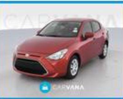 2019 Toyota Yaris Red, 3K miles