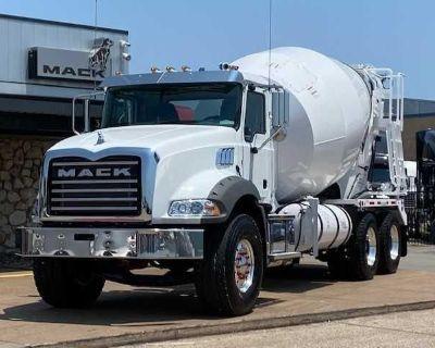 2021 MACK GRANITE 64BR Concrete Mixer, Pump Trucks Heavy Duty