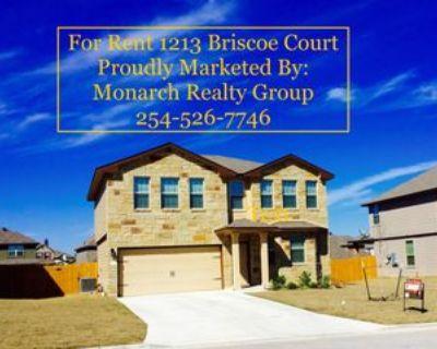 1213 Briscoe Ct #1, Copperas Cove, TX 76522 4 Bedroom Apartment