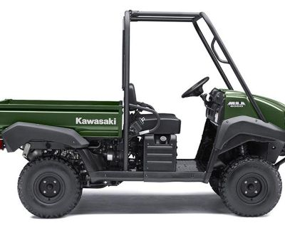 2019 Kawasaki Mule 4000 Utility SxS Norfolk, VA