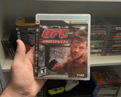 UFC: Undisputed 2009