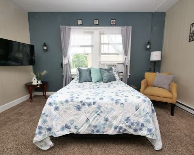 Studio Apartment Unit 10 - 10 Minutes From Downtown, Smart TV and Parking! - Center Township