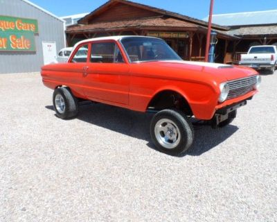 1962 Ford Falcon 2 Door Coupe Gasser