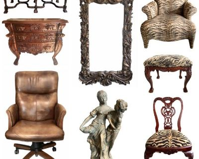 Fabulous Online Estate Clearance: Must See Furniture, Handbags & MUCH MORE!