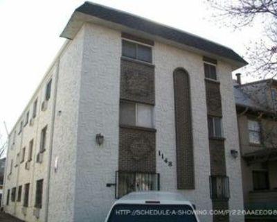 1148 N Washington St #3-5, Denver, CO 80203 1 Bedroom Apartment