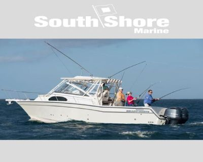 2022 Grady-White 300 Marlin