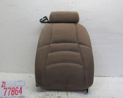 1997 Ford Mustang Right Passenger Front Upper Back Cushion Seat Head Rest 19433