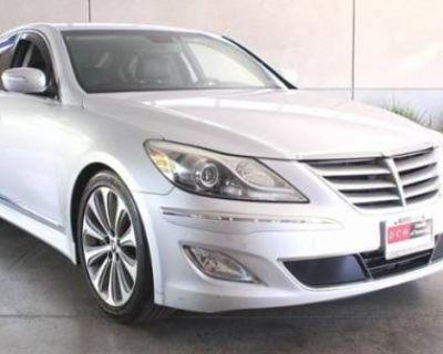 2014 Hyundai Genesis 5.0 R-Spec