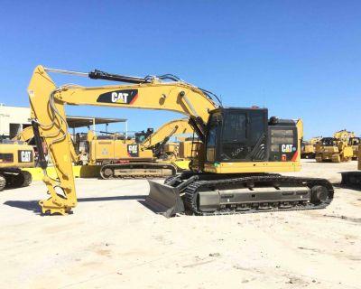 2018 CATERPILLAR 335F CR BL Excavators