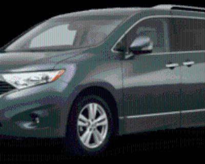 2011 Nissan Quest LE