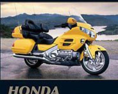 Clymer M507-3 Clymer Manual Honda Gl1800 Goldwing 2001-2010